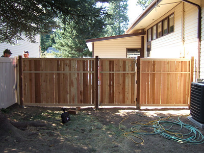 New Fence '06