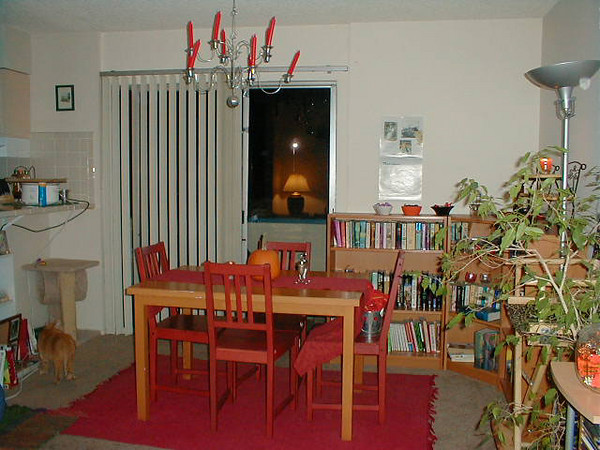 From the Living RoomView of Dining Room