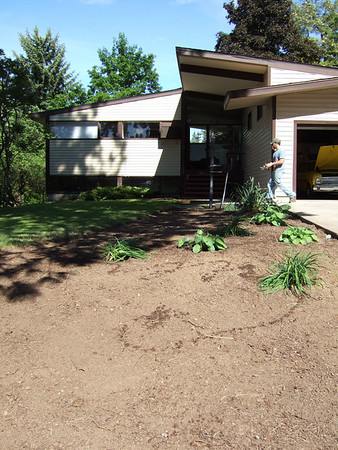 Landscaping - Front Yard '06