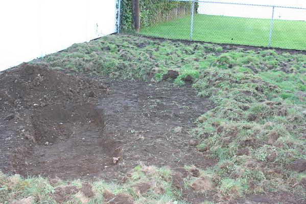Landscaping Redo 2008