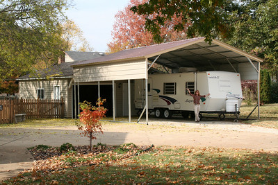 2007 RV Carport Nov 13