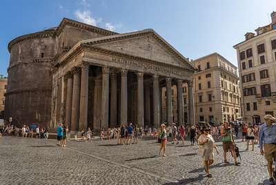The Ancient Pantheon