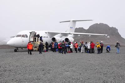 Grand Antarctica Air Cruises