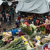 The huge Chichicastenango market, Guatemala
