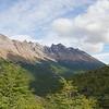 View from Huemul Glacier, near El Chalten, Santa Cruz, Argentina