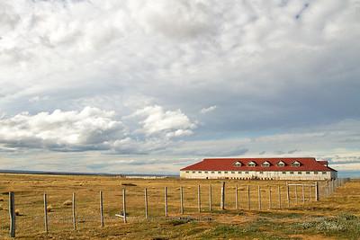 Estancia Cameron, Onaisin, Tierra del Fuego, Chile