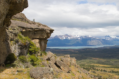 Cerro Benitez, a great location to photograph Andean Condors