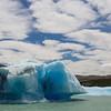 Iceberg at Argentino Lake, Los Glaciares National Park, Santa Cruz, Argentina