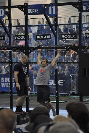 2013 Crossfit Southwest Regionals