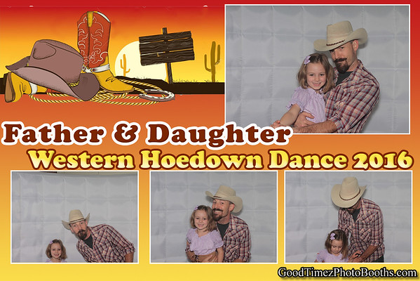 Father & Daughter Dance 2016