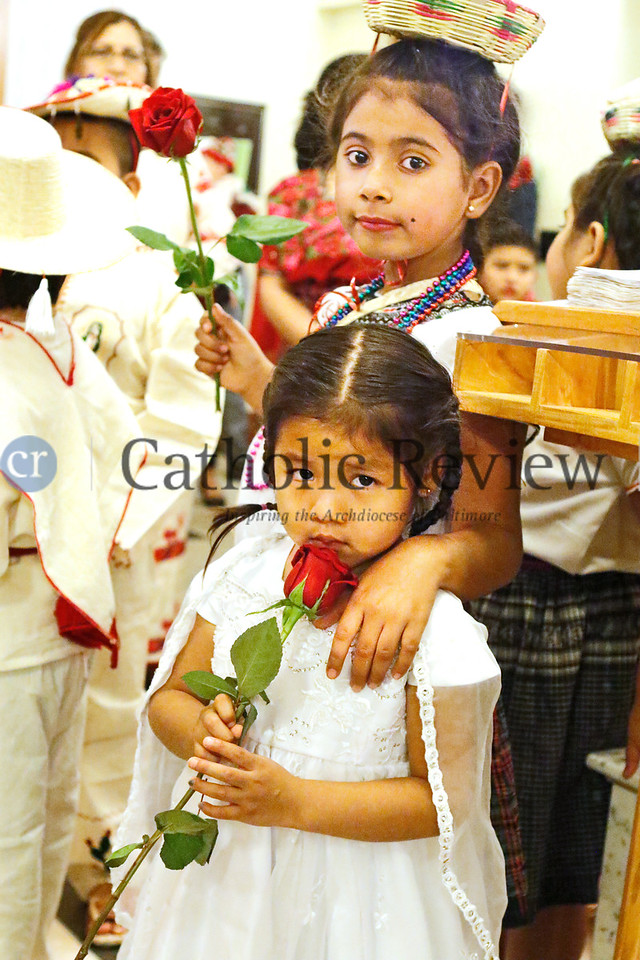 Our Lady of Guadalupe, St. John, Westminster - 2015