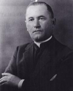 Rev. Sylvester Rabagliati Pastor (1922-1940)