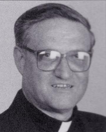 Fr. Louis M. Solcia, CRSP Associate Pastor