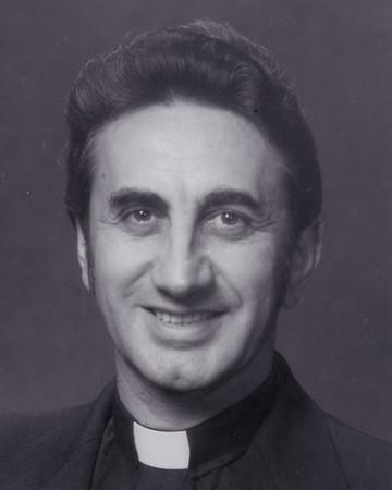 Fr. Vincent M. Posillico, CRSP Associate Pastor