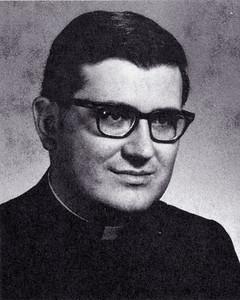 Rev. Peter M. Bonardi, CRSP Pastor (1969-1971)