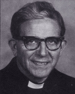 Fr. Luciano M. Visconti, CRSP Associate Pastor
