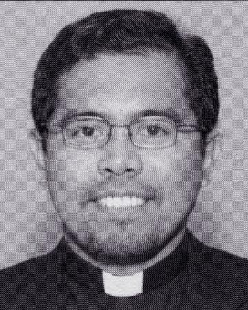 Fr. Joseph M. Tabigue, CRSP Pastor (2011-present) Associate Pastor (2007-2011)