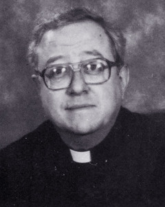 Fr. Frank M. Ruzza, CRSP Associate Pastor