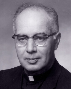Fr. John M. Keenan, CRSP Associate Pastor