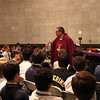 Father Willie celebrated his first Mass in Our Lady's Chapel since the renovated Chapel reopened on December 1, 2016.
