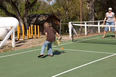 03.26.10~Pickleball with Friends