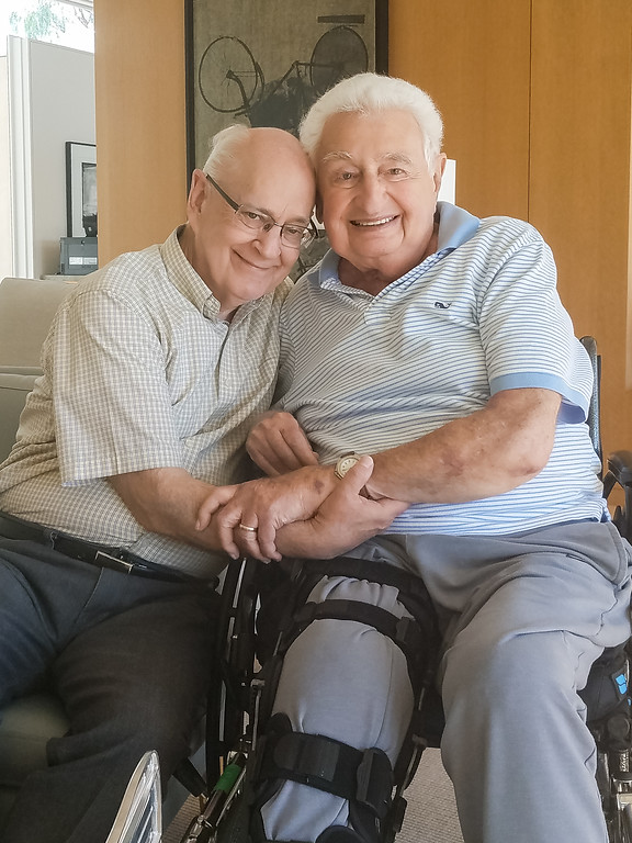 Visit with Harold & Susan