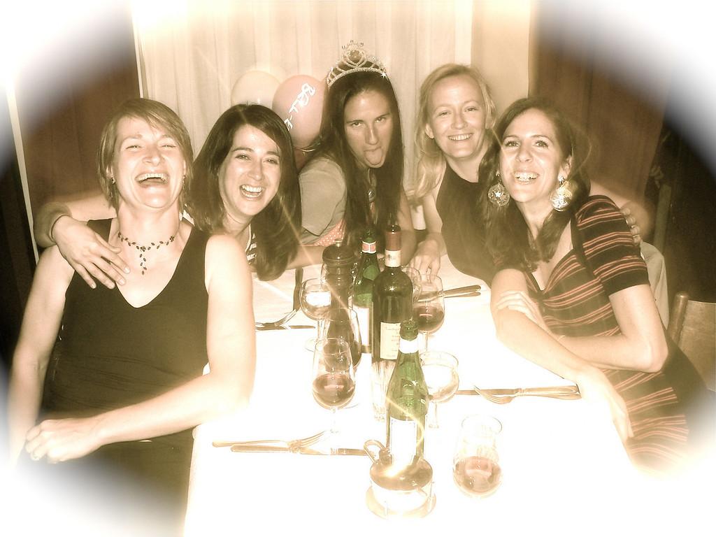 Elaine's Hen Night - SO much fun!