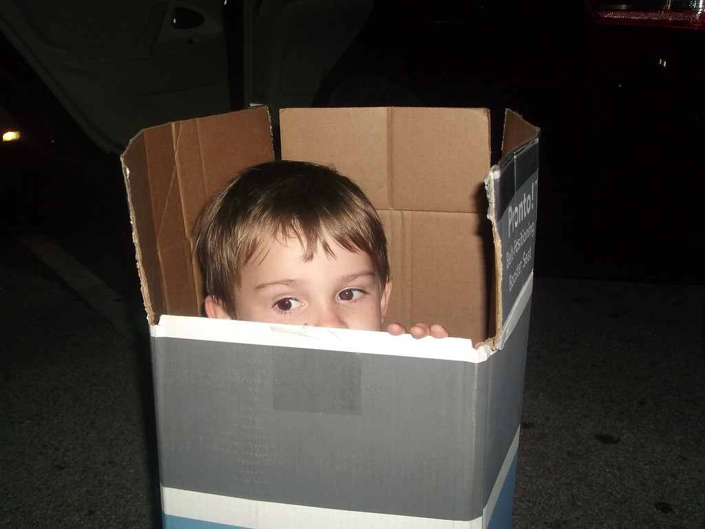 Jack in a box - always funny