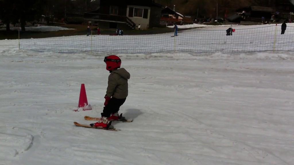 029 Danny Skiing 2