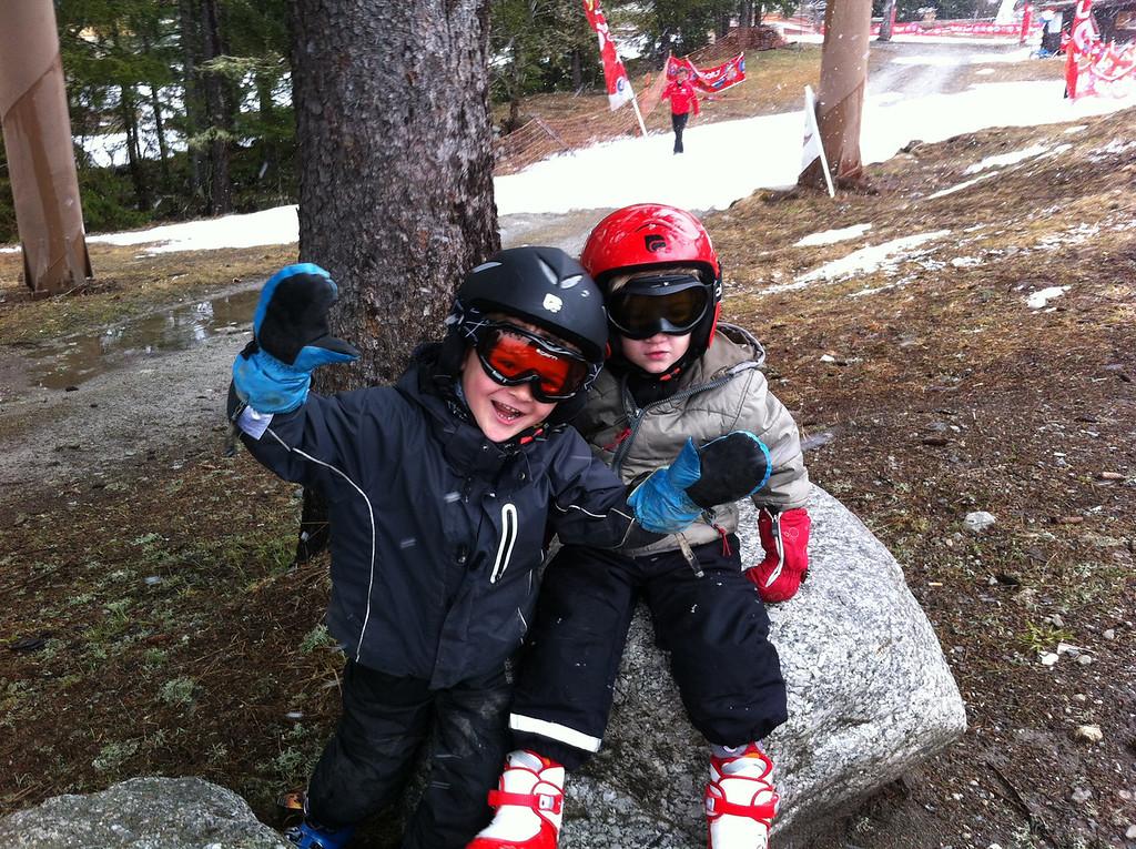 037 Ready for Ski School