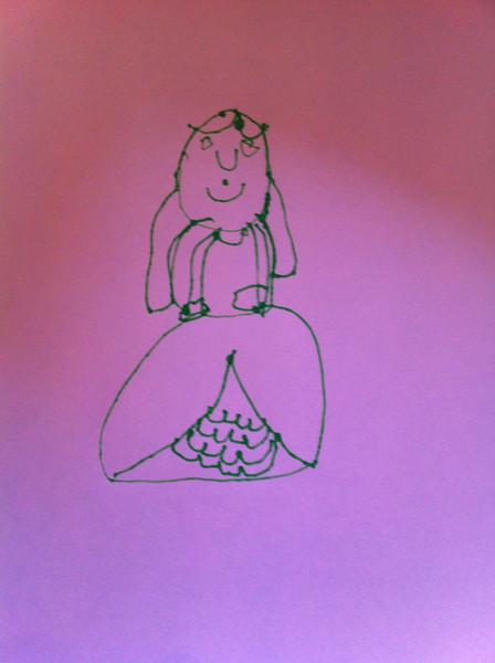 033 Princess for Mathilde