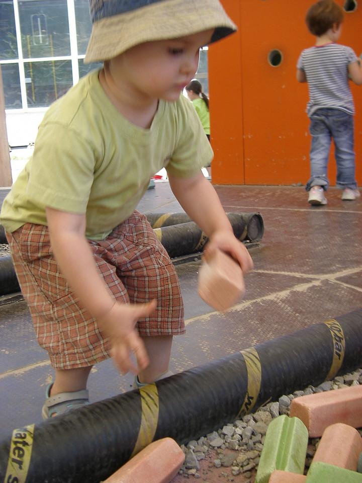 008 Kids Cargo at Transport Museum