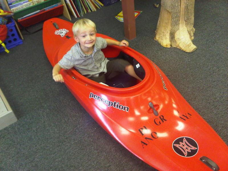 032 Canoe Fun