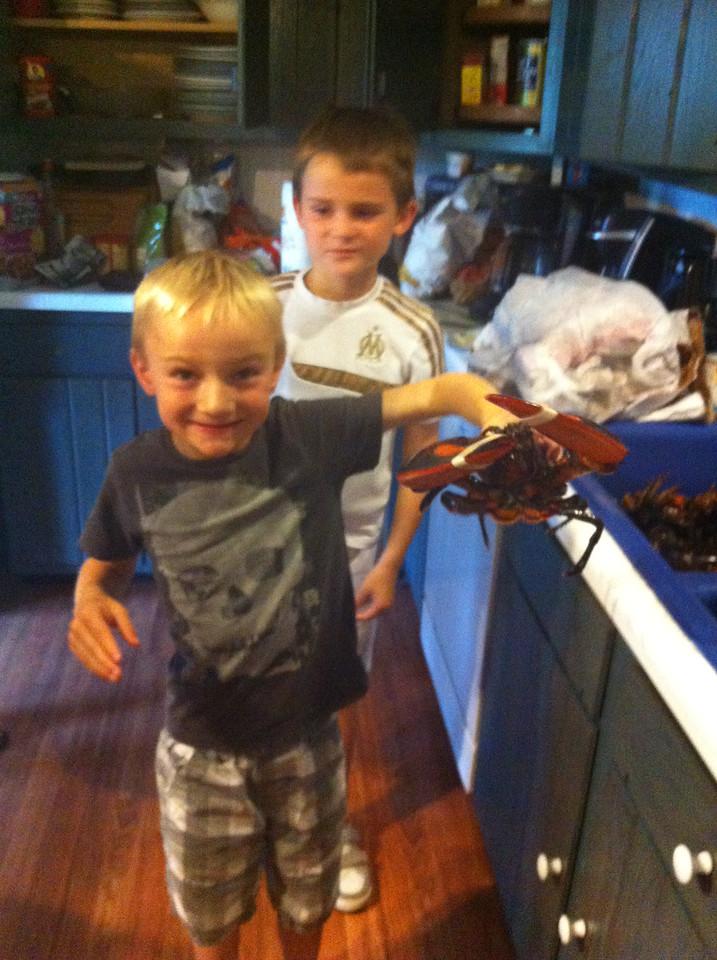 044 Lobster Time