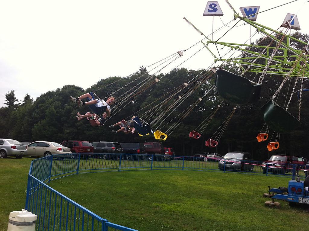 034 Fairground Fun