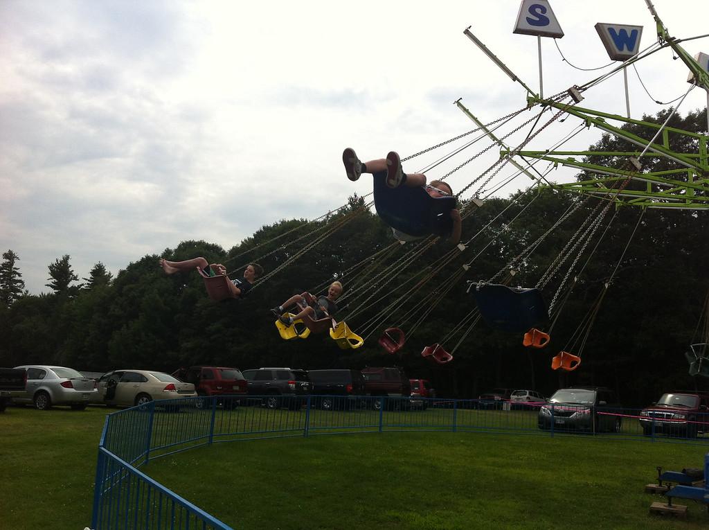 035 Fairground Fun