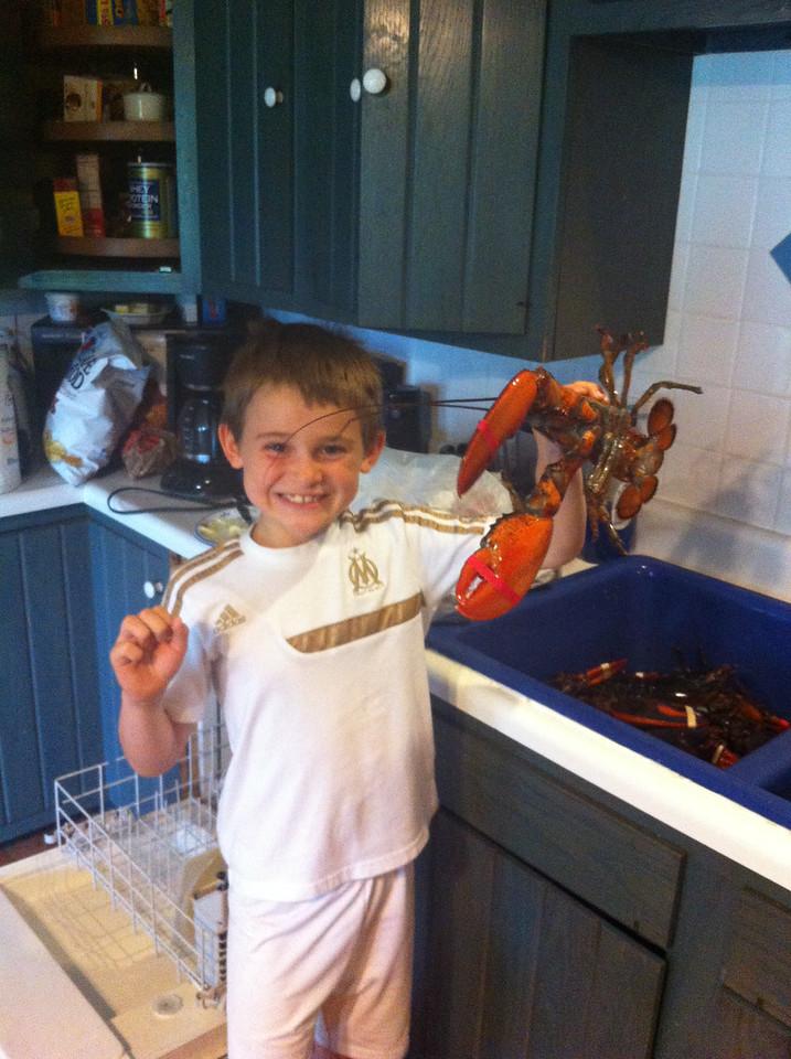 043 Lobster Time