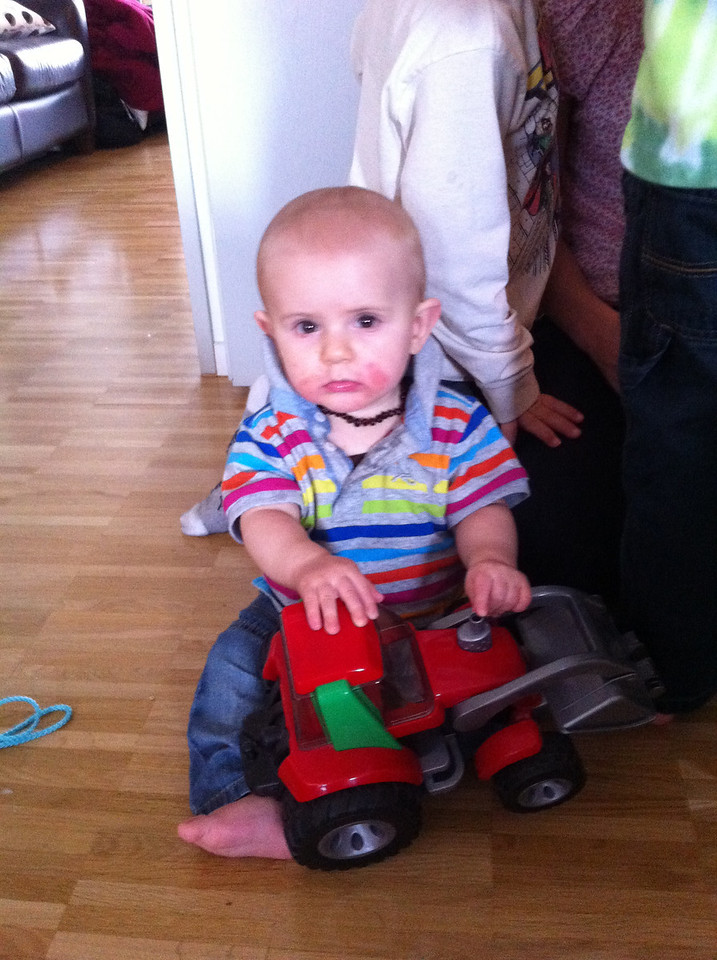 012 Aidens Car