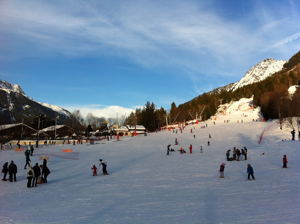 Les Planards: great place for kids & beginners