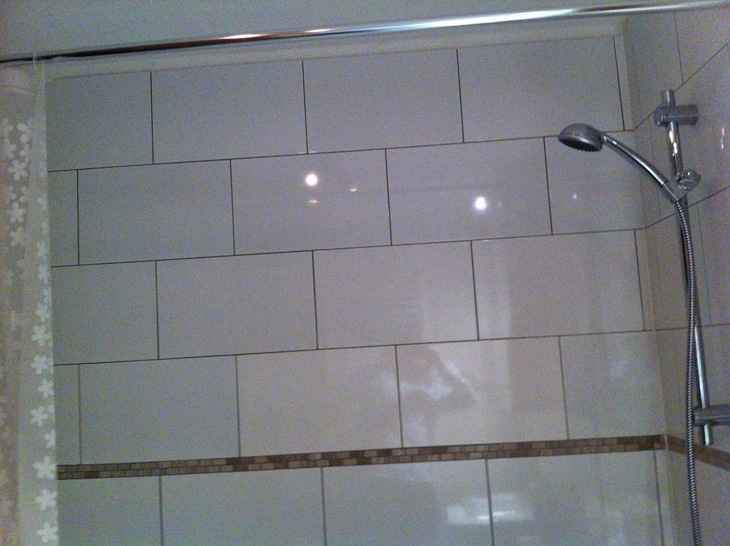 015 New Shower