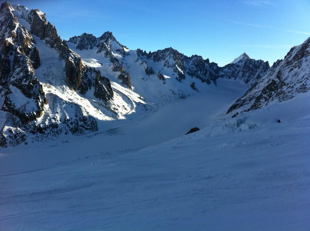 097 Argentiere Glacier