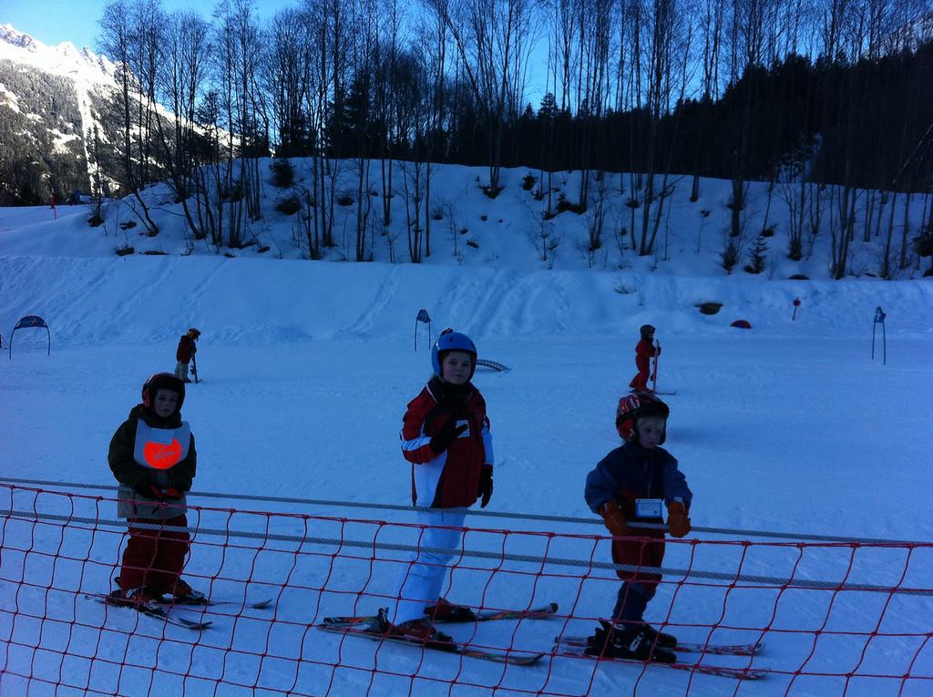 021 Em in Ski School