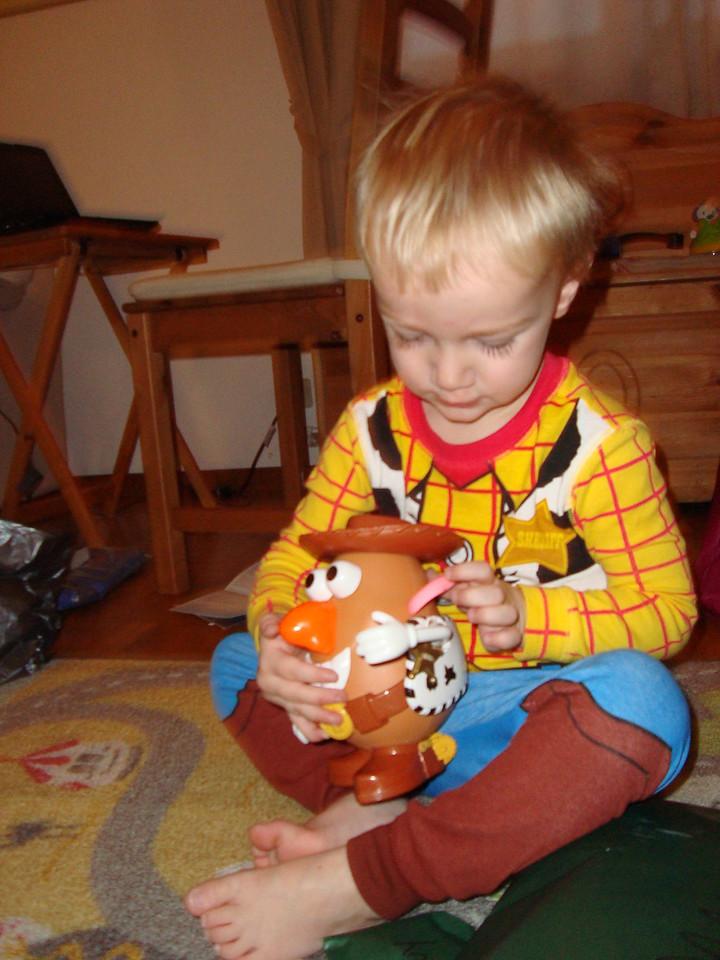 028 Woody Mr Potato Head