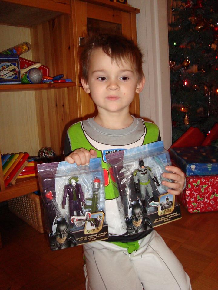 014 Batman & The Joker