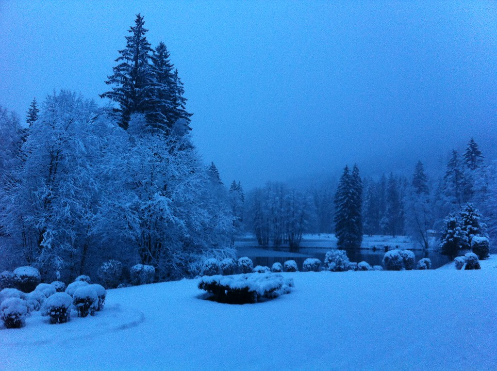 052 Snowy Chamonix