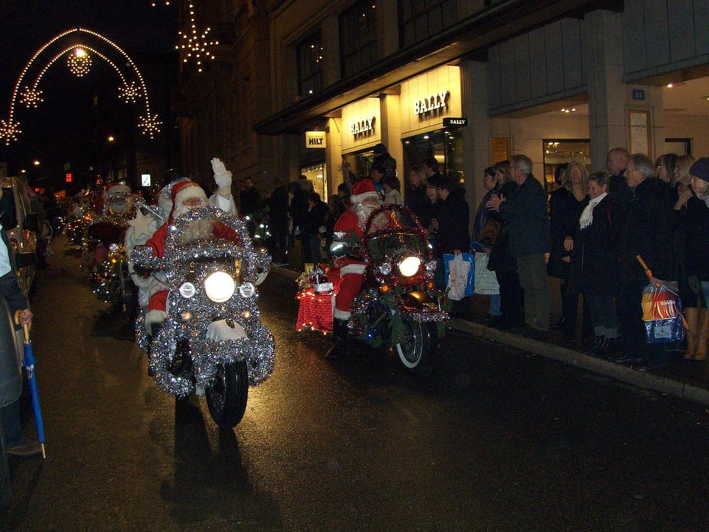 024 Santas on Harleys