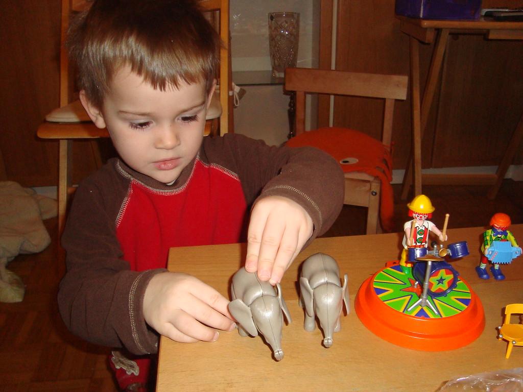 097 Playmobile Circus