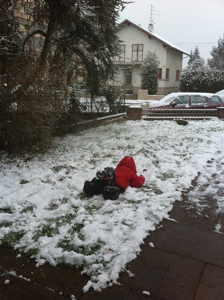 014 Snow Fun