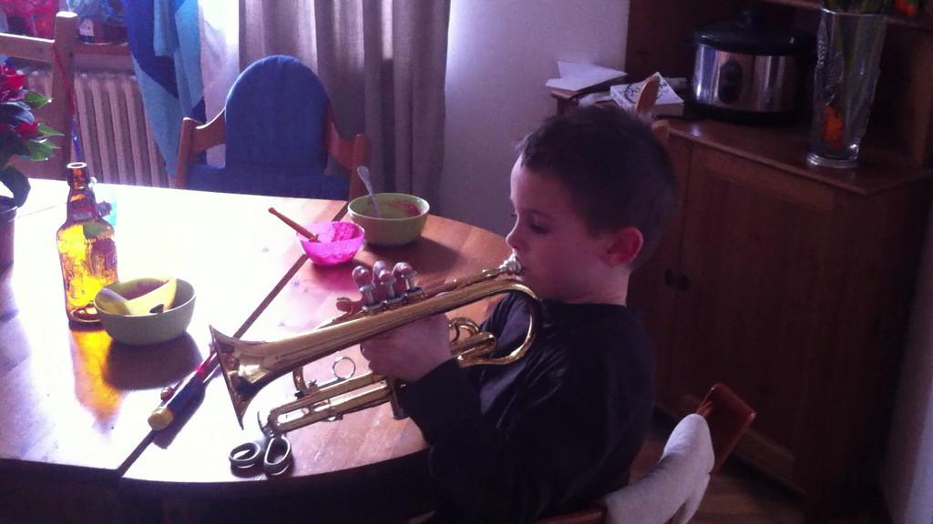046 Batman Trumpet