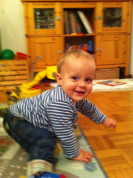 Owen is a cherub!